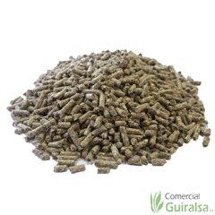 Pienso cebo natural terneros granulado marca Agroveco - Guiralsa
