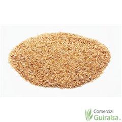 Saco Salvado harina limpio 40 Kg materia prima marca Agroveco - Guiralsa