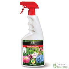 Fertilizante Foliar BATLLE pulverizador 750ml