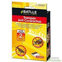 Trampa Anti Cucarachas BATLLE