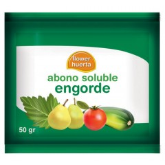 Abono engorde soluble Flower - Guiralsa