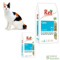 Cats Cocktail Rex pienso para gatos