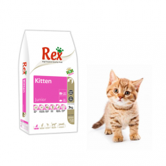 Cats Kitten Junior Rex pienso para gatos - Guiralsa