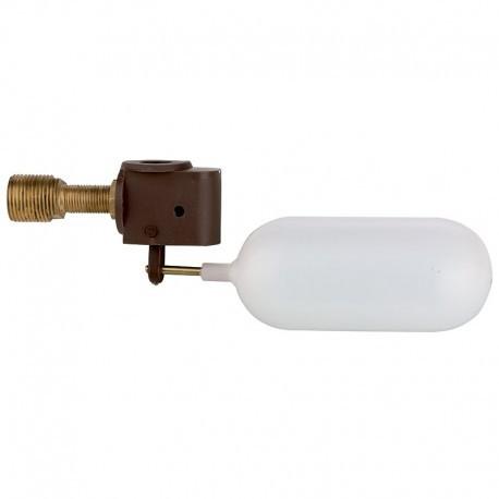 Válvulas flotador con Racor de 3/8 para Bebederos