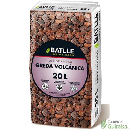 Sustrato Greda Volcánica Batlle 20 litros
