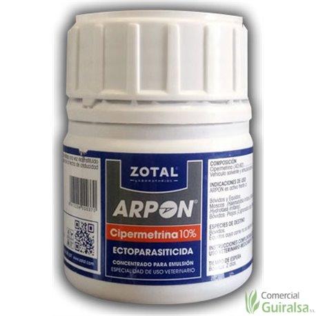 Arpon Control Parasitario Bovino y Caballos 250 ml