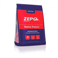 Raticida Pasta Fresca Zepo 250 gr