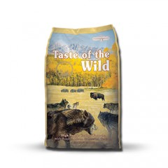 Taste of the Wild Bisonte: Cordero y ciervo saco de 13 kg