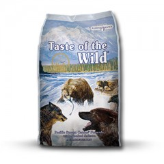 Pacific Stream Salmón Ahumado - Taste of the Wild Saco 13 kg