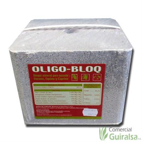 Piedra Oligo Bloq de Mineral 10 kg