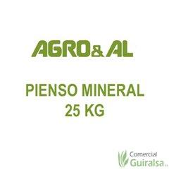Pienso de Sal Mineral Agroal 25 kg