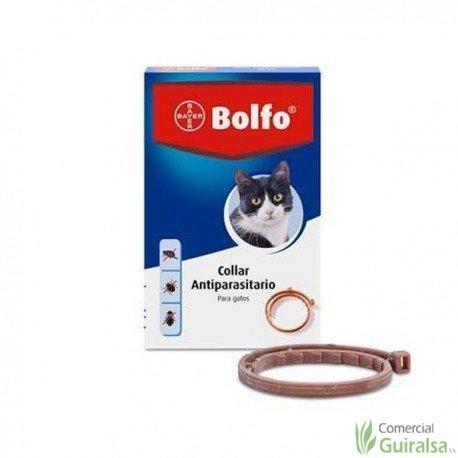 Collar Bolfo Antiparasitario para Gatos