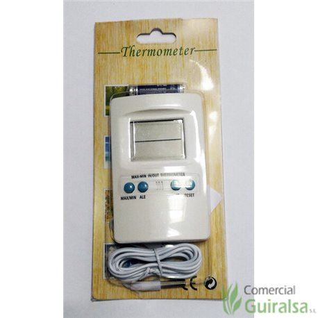 Termometro Digital para Ganado