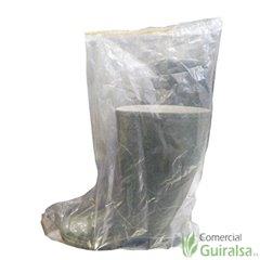 Bolsas Desechables para Proteger Botas de Agua Paquete de 50 bolsas