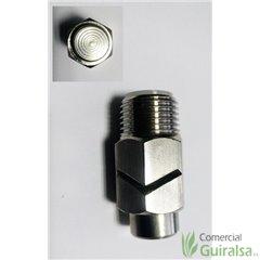Chupete válvula humedecedora P120 tipo aspersor para bebederos