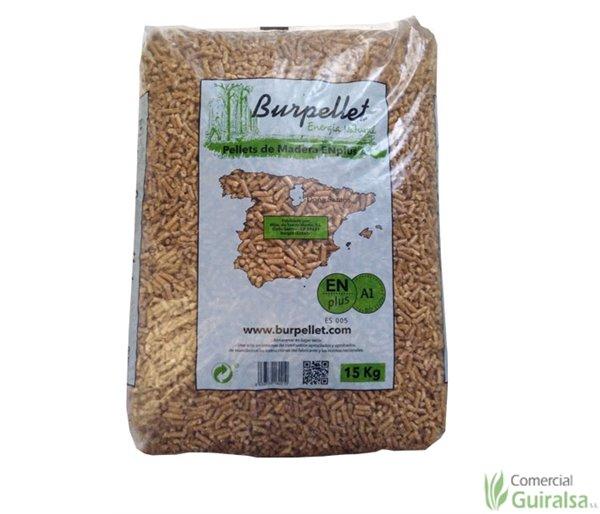 Precio del saco de pellets good precio del saco de - Precio del pellet ...
