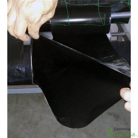 Plástico para blanquear cardos (venta por metros lineales)