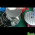 Depósitos Inox Aceite de Oliva tapadera, grifo, tapa fondo para limpieza