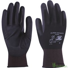 Guante Nylon SuperContact N T-9 y T-10