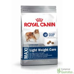 Maxi Light Weight Care Royal Canin perros - Saco 15 Kg
