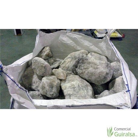 Piedra Sal Cantera A Granel Sacas Big Bag 1200 kg. Envío y precios a consultar.