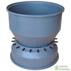 Bebedero leche para terneros 20 tetinas Milk Bar 20. Capacidad 120 litros.