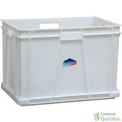 Caja Alimentaria Apilable 90 litros