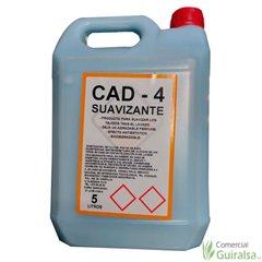 Suavizante CAD-4 para la ropa. Envase de 5 litros