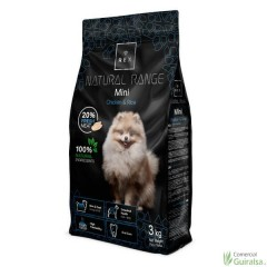 Piensos para perros Mini Chicken and Rice de Rex Natural Range 3 kg