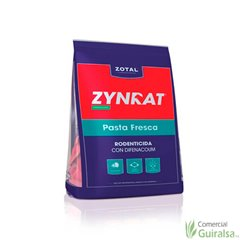 Raticida rodenticida ZYNRAT Pasta Fresca Envases de 250 gr y 1 kg