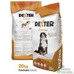 Balance Dexter pienso para perros (Life Plus) - Saco 20 Kg