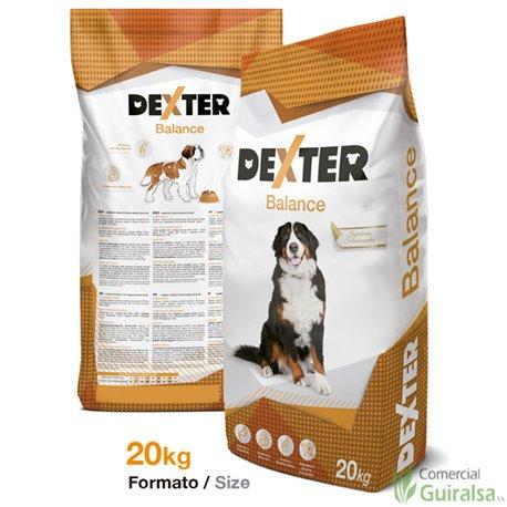Life Plus Dexter pienso para perros 20 kg - Guiiralsa