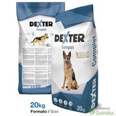 Complet Dexter pienso para perros (Mantenimiento) - Saco 20 Kg