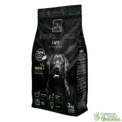 Piensos para perros Light Chicken and Rice de Rex Natural Range 3 kg