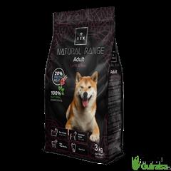 Piensos para perros Cordero y Arroz de Rex Natural Range Adult 3 Kg - 14 Kg HUESCA