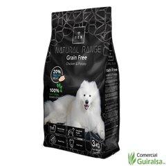 Piensos para perros Pollo y Patata de Rex Natural Range Adult 3 Kg - 14 Kg HUESCA