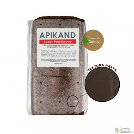 Torta proteica Apikand Super Proteinowy