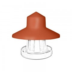 Sombrero Protector Tolva 10 Kg. Aves