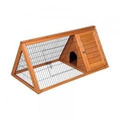 Caseta modelo Toscana de madera para Conejos