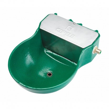 Bebedero Automático para Caballos color verde