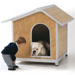 Caseta para Perros en PVC