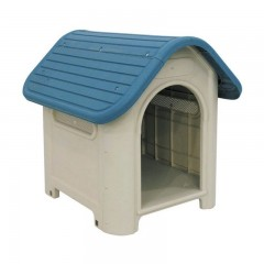 Caseta Dog House de plástico para Perros