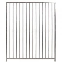 Lateral de Boxes para Perros ECO barras 8 cm