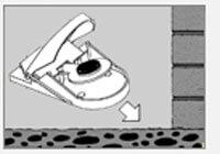 Instrucciones SuperCat trampa para ratones